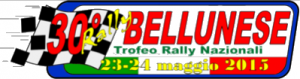 logo  30° Rally Bellunese