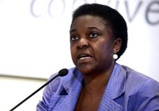 Attacco a Kyenge da eurodeputati centrodestra Bruxelles